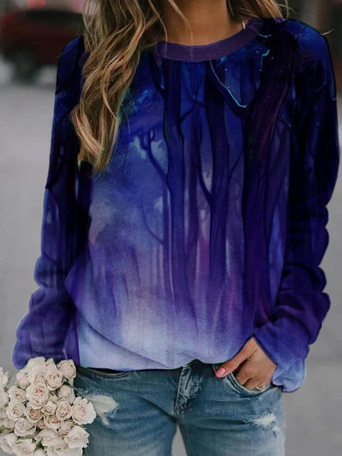 WOMEN'S AQUAFOREST DREAM UNDERWATER SWEATSHIRT