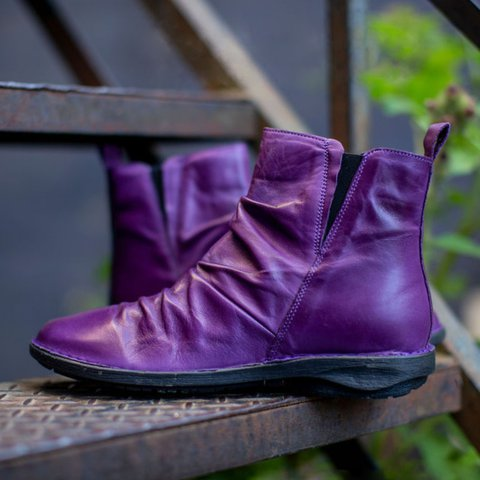 Winter Daily Flat Heel Boots