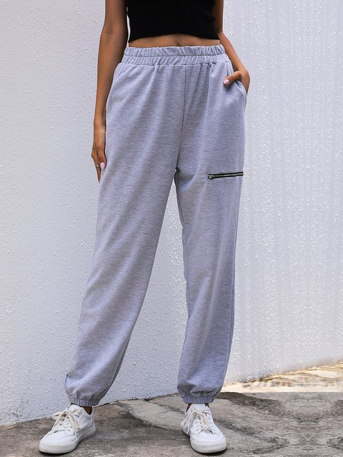 Loose Comfortable Sports Home Straight Casual Pants