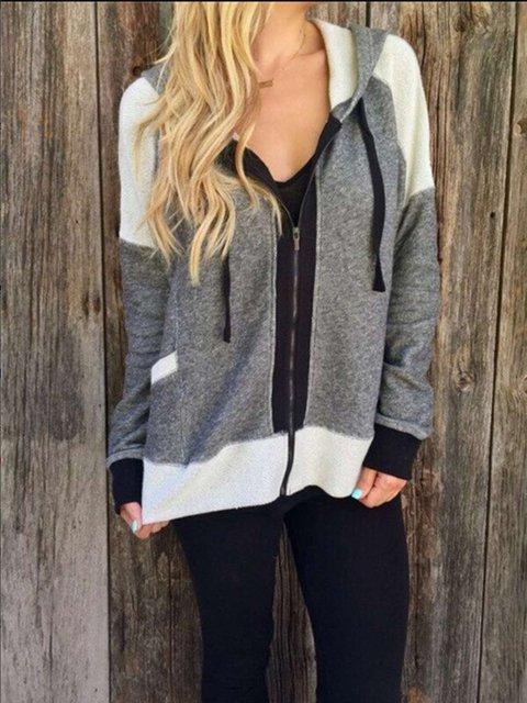 New Fashion Hooded Jacket