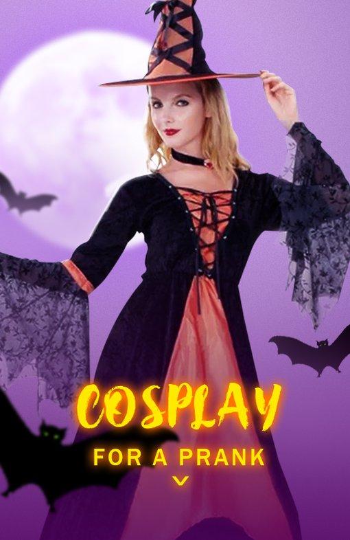 Halloween Looks Combo Deals