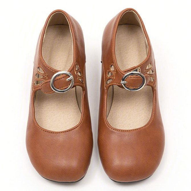 Round Toe Slip-On Bowknot Women Flats | Womens Shoes