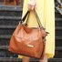 Women's Casual Vintage Zipper Crossbody Shoulder Bags