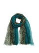 Leopard Print Casual Scarf