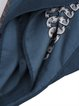 Blue Casual Silk Scarf