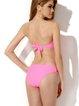 Plain Bandage Bandeau Bikini