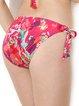 Multicolor Halter Bralette Floral Printed Bikini