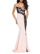 Cheers to the Night Pink One Shoulder Mermaid Dress
