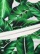 Palm Print Green Padded Wireless Bikini