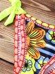 Multicolor Halter Nylon Triangle Bikini