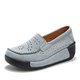 Women's Shoes Casual Non-slip Breathable Platform Loafers