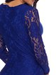 Bodycon Short Sleeve V Neck Dress