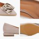 Pointed Toe Slip On Daily Casual Flats