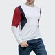 Solid Crew Neck Casual T-shirt