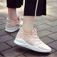 Breathable Lace-up PU Sneakers
