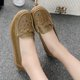 Casual Breathable Hollow-out Braided Flats