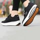 Warm Lining Magic Tape Artificial Leather Platform Sneakers