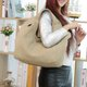 Women High Capacity Durable Canvas Travel Casual Crossbody Bag Handbag