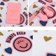 Lovely Cute Printed Wateproof Oxford Casual Ladies Cosmetic Storage Bag