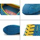 Breathable Lace-up Mesh Fabric All Season Sneakers