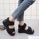 Women Buckle Tanjun Platform Sandals