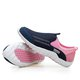 Hollow-out Mesh Fabric Slip On Sneakers