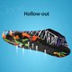 Breathable Printed Causal Shoes
