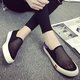 Breathable Daily Hollow-out Loafers