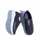 All Season Breathable Cloth Slip On Sneakers