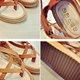 Adjustable Buckle Casual PU Sandals