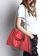 Elegant PU Leather Dating Chain Shoulder Bag For Ladies