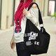 Casual  Irregular Cancans Large Capacity Shoulder Bag Crossbody bag