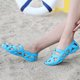 Hollow Out Flower Beach Shoes