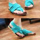 Casual Flat Heel Daily Sandals
