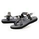 Casual Flat Heel PVC Sandals