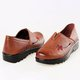 Embroidery Soft Sole Casual Shoe Comfy Slip On Flat Loafers