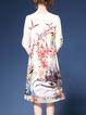 Shift  Printed Elegant Dresses