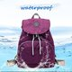 Women Nylon Waterproof Casual Backpack Travel Outdoor Schoolbags