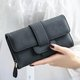 Women Fashion Large Capacity Multi-slots Card Holder Long Wallet 5.5 inch Phone Bag