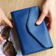 PU Leather Multi-slots Purse Purse Card Holder Casual Wallet