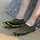 Yellow Lightweight Summer Flat Heel Shoes