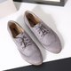 British style Lace-up Casual Shoes