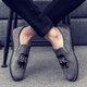 Daily Flat Heel Velvet Flats & Loafers