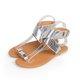 PU Casual Adjustable Buckle Sandals
