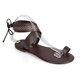 Gladiator Casual PU Flat Heel Daily Sandals