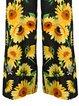 Floral Square neck Spaghetti Floral-print Jumpsuit