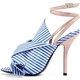 Women PU Pumps Sandals Casual Comfort Adjustable Buckle Shoes