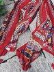 Womens Yarn Scarves