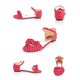 Women Bownot Sandals Casual Plus Size Adjustable Buckle Shoes