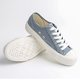 Plus Size Canvas Shoes Flat Heel Lace-up Sneakers